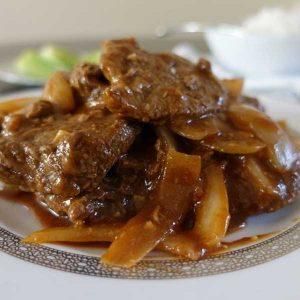 Cantonese Beef