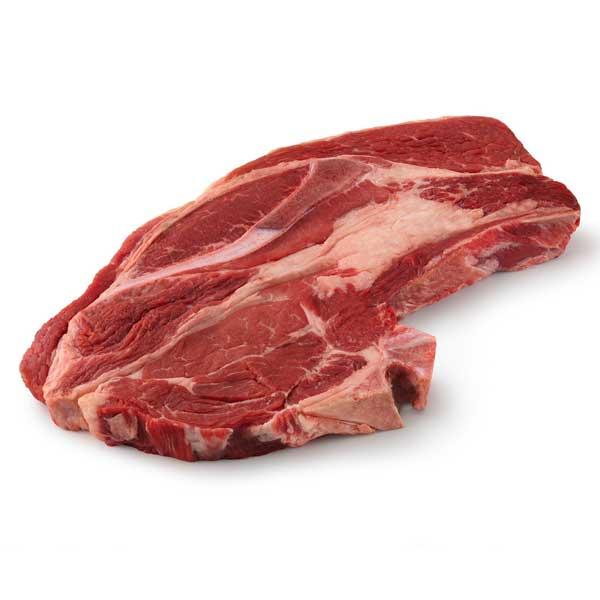 Beef - chuck steak 7