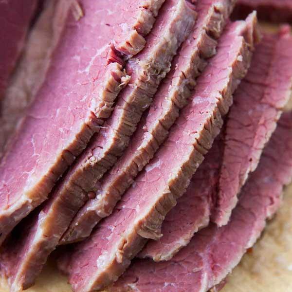 Beef - corned sliced 11
