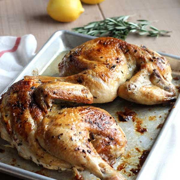 Chicken - Peri Peri (Split) 15