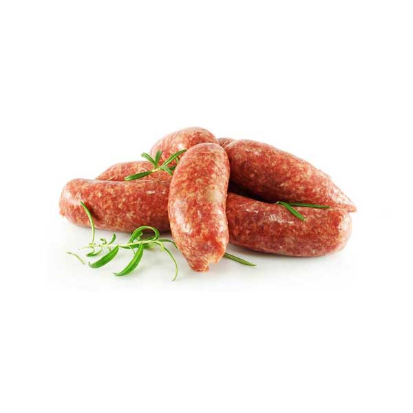 Sausages beef - thick 17