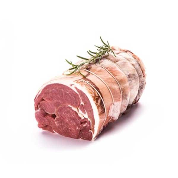 Wholesale veal shoulder boned & rolled